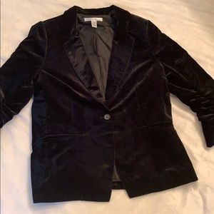 Kenneth Cole New York velvet blazers